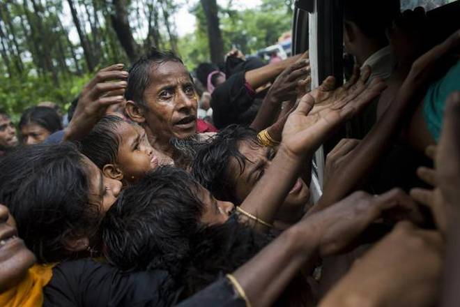 US voices concern over Rohingya crisis in Myanmar