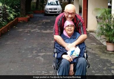 Mumbai Man Who Lost Wife After 36 Years Together Explains Meaning Of Love