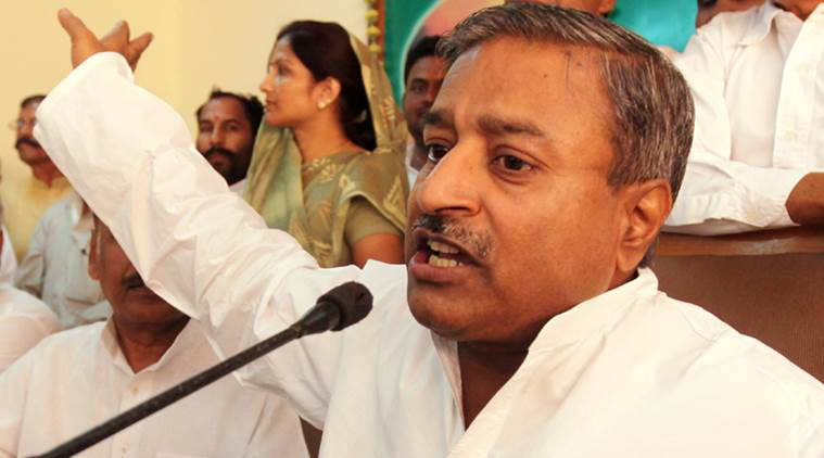 Muslims should not stay in India: BJP MP Vinay Katiyar