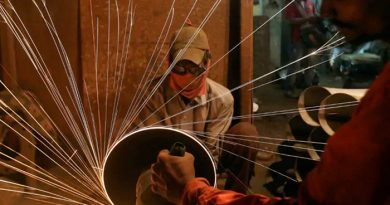India's Factory Activity Slumped To Record Low In April: Survey