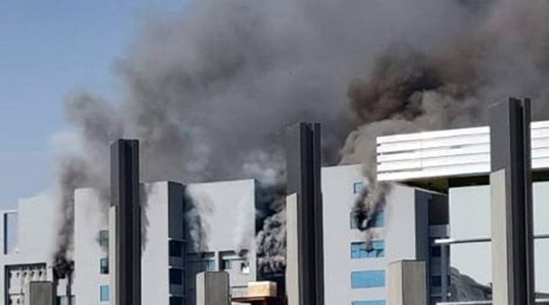 Fire breaks out at Serum Institute building in Pune, vaccine production not hit: Report
