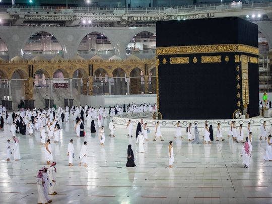 Saudi Arabia to hold Haj season this year